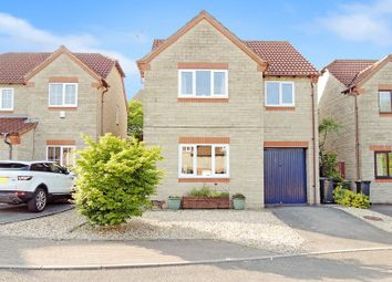 Thumbnail 4 bed detached house for sale in Belfry, Warmley, Bristol