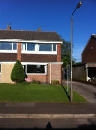 Thumbnail 3 bed semi-detached house for sale in Hazel Avenue, Lower Pilsley, Chesterfield