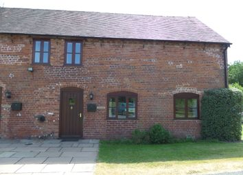 Thumbnail 2 bed barn conversion to rent in Staplow, Ledbury