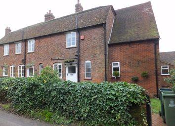3 bed terraced house to rent in Heaverham Road, Kemsing, Sevenoaks TN15