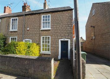 Thumbnail 2 bedroom end terrace house for sale in Albert Street, Mansfield Woodhouse, Mansfield, Nottinghamshire