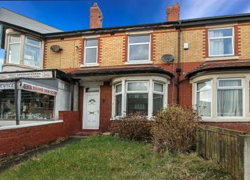 Thumbnail 4 bedroom end terrace house to rent in Red Bank Road, Bispham, Blackpool