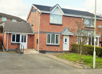 Thumbnail 3 bedroom detached house for sale in Eleanors Close, Aqueduct, Telford