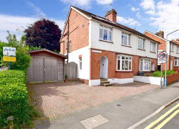 Thumbnail 4 bed semi-detached house for sale in Douglas Road, Tonbridge, Kent
