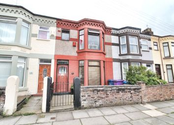Thumbnail 3 bed terraced house for sale in Cambridge Road, Aintree