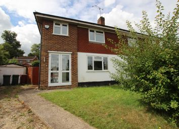 Thumbnail 4 bed semi-detached house to rent in Waybrook Cresent, Reading