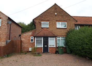 Thumbnail 3 bed end terrace house for sale in Rectory Road, Hayes