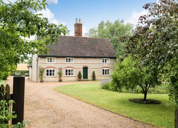 Thumbnail 3 bed farmhouse for sale in Elmswell Road, Great Ashfield, Bury St. Edmunds