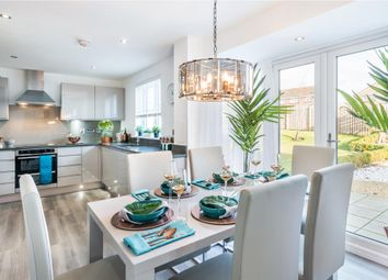 """Thumbnail 4 bed detached house for sale in """"Camberley"""" at Wood End, Marston Moretaine, Bedford"""