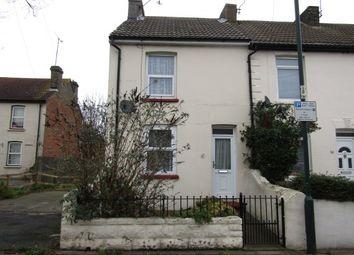 Thumbnail 2 bedroom property to rent in Trafalgar Street, Gillingham