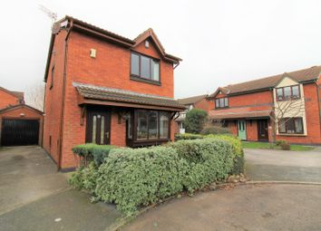 Thumbnail 3 bed detached house for sale in Bluebell Close, Thornton