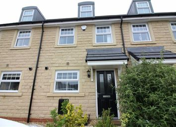 Thumbnail 3 bed town house to rent in Cobbler Close, Rossendale, Lancashire