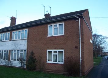 Thumbnail 2 bedroom flat to rent in Winchester Road, Wolverhampton
