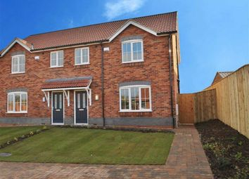 Thumbnail 3 bedroom property for sale in Plot 205, The Canterbury, Barton-Upon-Humber, North Lincolnshire