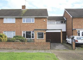 Thumbnail 4 bed semi-detached house for sale in Keats Way, West Drayton, Middlesex