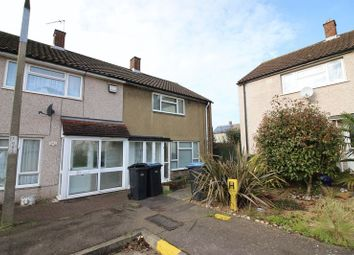 Thumbnail 2 bed terraced house for sale in Long Ley, Harlow