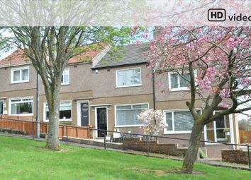 Thumbnail 2 bed terraced house for sale in Bonnaughton Road, Bearsden, Glasgow