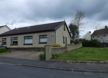 Thumbnail 2 bed bungalow to rent in Springfield Road, Crosshouse, Kilmarnock