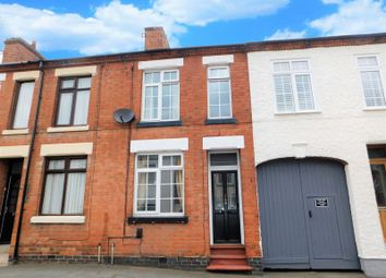 Thumbnail 2 bed terraced house for sale in High Street, Ibstock
