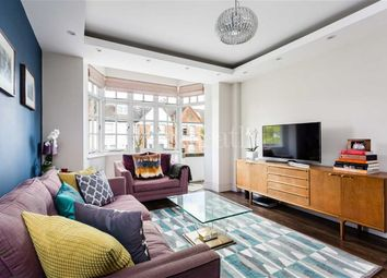 Thumbnail 2 bed flat for sale in Cleve Road, South Hampstead, London