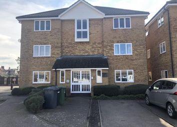 Thumbnail 2 bedroom flat for sale in Flamborough Close, Peterborough, Cambridgeshire