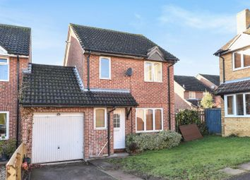 Thumbnail 3 bed detached house for sale in Elwes Close, Abingdon