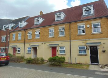 Thumbnail 3 bed terraced house to rent in Lancaster Way, Ashford