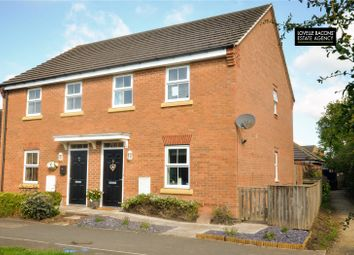Thumbnail 3 bed semi-detached house for sale in Hornbeam Drive, Healing