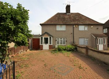 Thumbnail 2 bed semi-detached house for sale in Southview Avenue, Tilbury