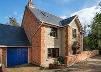 Thumbnail 4 bed detached house for sale in Alban Way, Whinscott Close, Whitwell, Ventnor