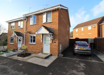 Thumbnail 2 bed semi-detached house for sale in Woodsman Road, Abbey Meads, Swindon