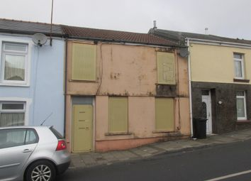 Thumbnail 3 bedroom terraced house for sale in White Street, Dowlais, Merthyr Tydfil