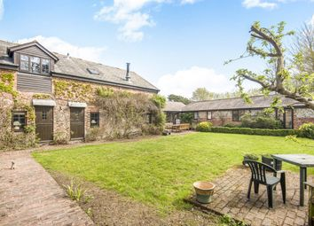 Thumbnail 4 bed barn conversion for sale in White Chimney Row, Westbourne, Westbourne