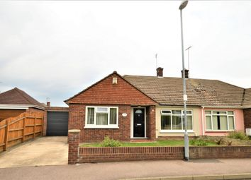 Thumbnail 3 bed semi-detached bungalow for sale in Baden Powell Drive, Colchester