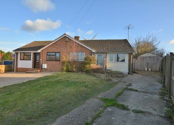 Thumbnail 2 bed semi-detached bungalow for sale in Windmill Close, Willesborough, Ashford