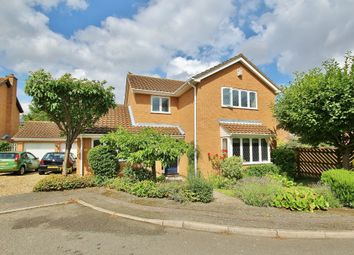 Thumbnail 4 bedroom detached house to rent in Audley Close, St. Ives, Huntingdon