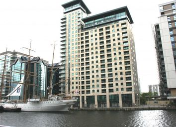 Thumbnail 2 bedroom flat to rent in Discovery Dock East, Marsh Wall, Canary Wharf, London