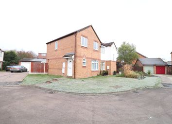 Thumbnail 3 bed semi-detached house to rent in Norbury Grove, Olton, Solihull