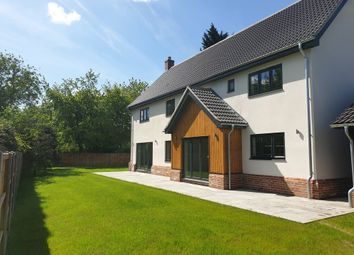 Thumbnail 5 bed detached house for sale in The Drift, East Bilney, Dereham