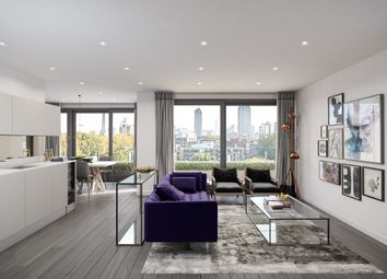 Thumbnail 3 bed flat for sale in 90 Central Street, Clerkenwell, London