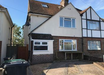 Thumbnail 6 bed semi-detached house to rent in Park Road, Brighton