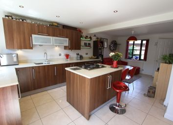 Thumbnail 4 bedroom detached house to rent in Brinkburn Grove, Banbury