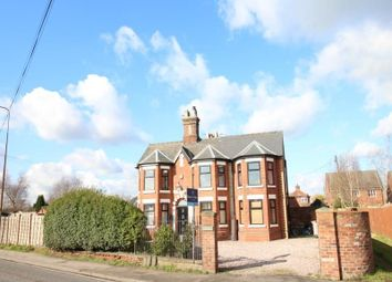 Thumbnail 3 bed semi-detached house for sale in Congleton Road, Arclid, Sandbach