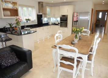 Thumbnail 5 bed detached house for sale in Eastgate, Deeping St. James, Peterborough