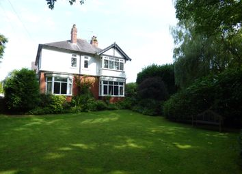 Thumbnail 4 bed detached house for sale in Offerton Road, Hazel Grove, Stockport