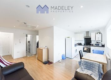 Thumbnail 2 bed flat to rent in Vicarage Farm Road, Hounslow