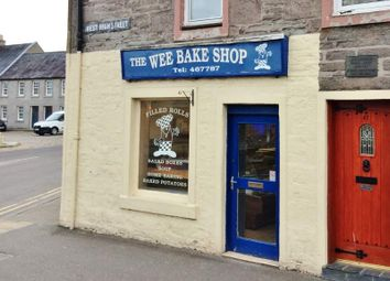 Thumbnail Retail premises for sale in West High Street, Forfar