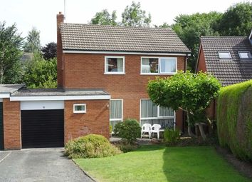 Thumbnail 3 bed detached house for sale in 10, High Fawr Close, Oswestry, Shropshire
