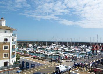 Thumbnail 2 bedroom flat to rent in Sovereign Court, Brighton Marina, Brighton