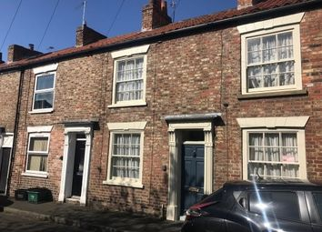 Thumbnail 2 bed terraced house to rent in Dale Street, York